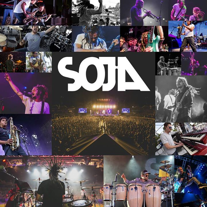 SOJA @ Waikiki Shell - Honolulu, HI
