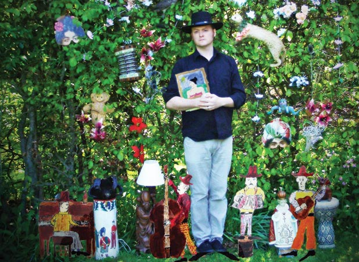 James Yorkston @ Union Chapel - London, United Kingdom