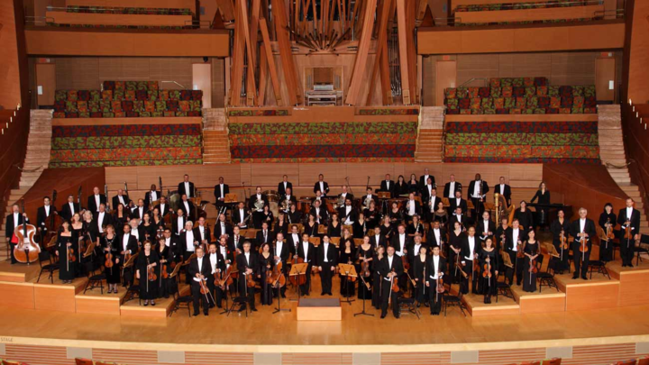 Los Angeles Philharmonic @ Walt Disney Concert Hall - Los Angeles, CA