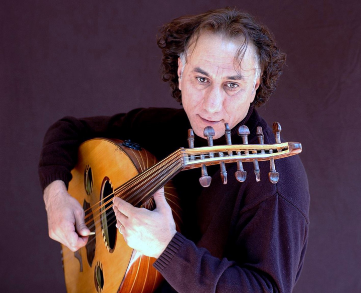 Rahim AlHaj @ Common Fence Music Hall - Portsmouth, RI