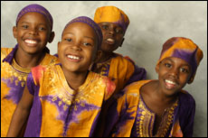 African Children's Choir Tour Dates