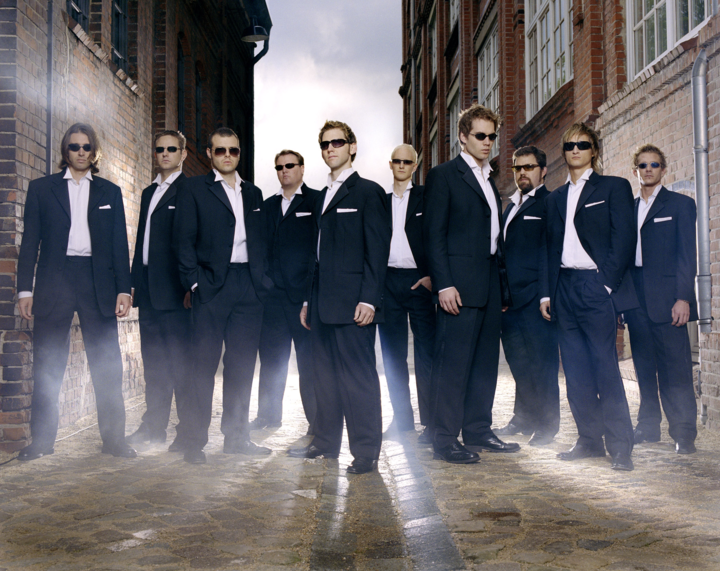 The Ten Tenors @ Emens Auditorium - Muncie, IN