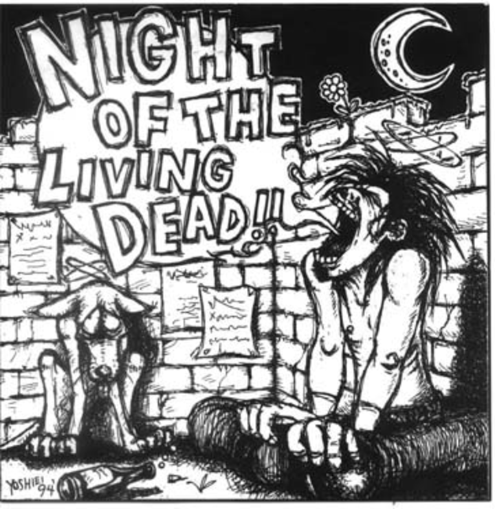 Night of the Living Dead Tour Dates