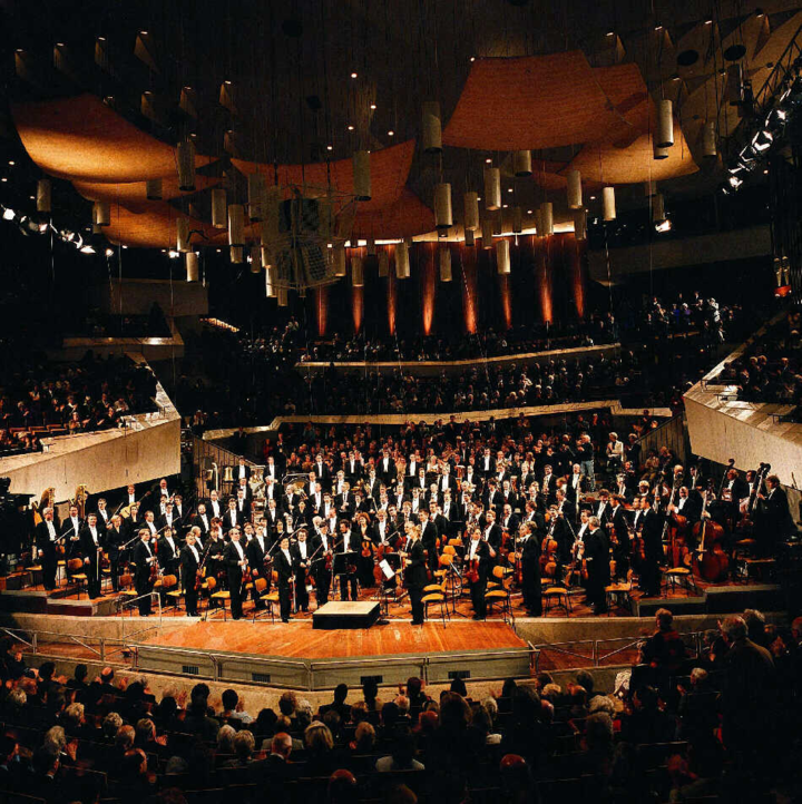 Berliner Philharmoniker Tour Dates