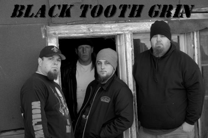 Black Tooth Grin Tour Dates