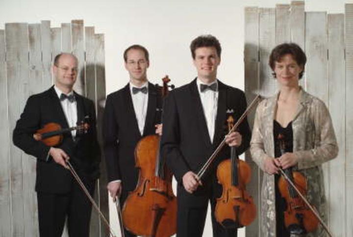MANDELRING QUARTETT @ Kammermusiksaal Philharmonie - Berlin, Germany