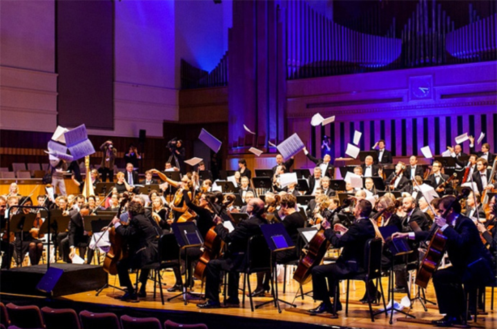 Brussels Philharmonic @ Cadogan Hall - London, United Kingdom
