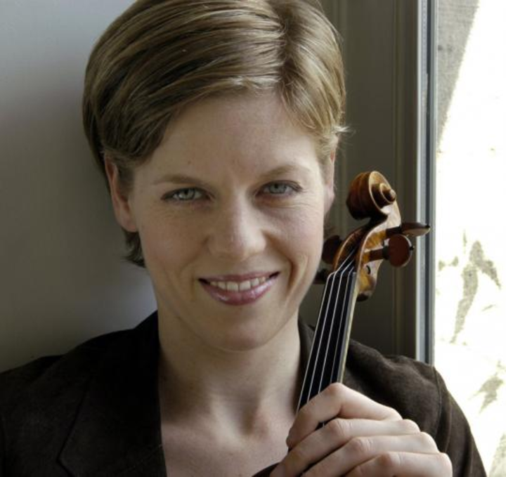 Isabelle Faust Tour Dates
