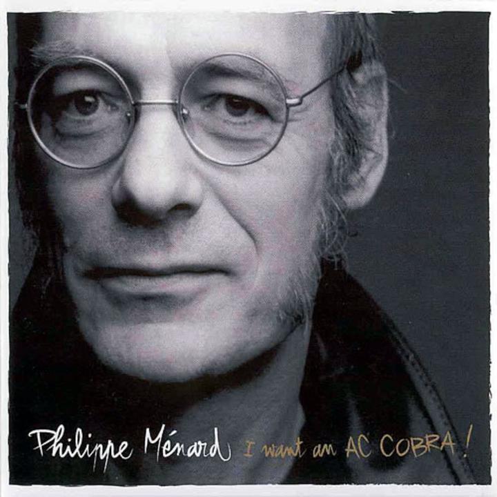 PHILIPPE MENARD @ Théâtre du Port Nord - Chalon-Sur-Saône, Francia
