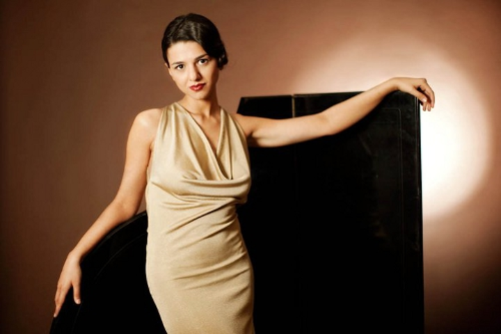 Khatia Buniatishvili @ Rosey Concert Hall - Rolle, Switzerland