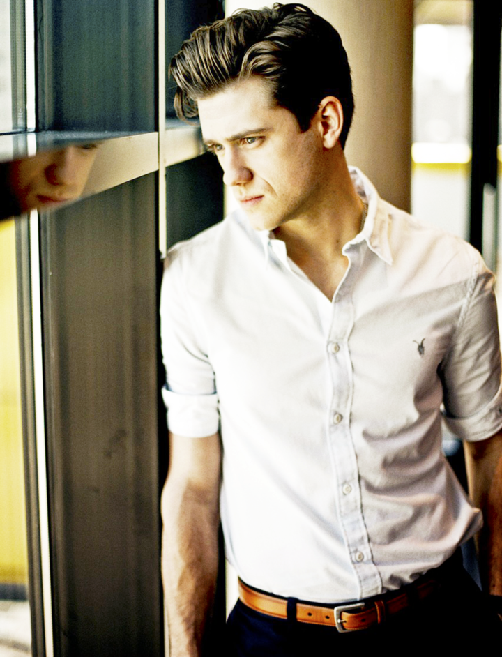 Aaron Tveit @ Wolf Trap Filene Center - Vienna, VA