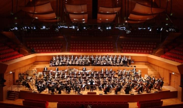 Orchestra dell'Accademia Nazionale di Santa Cecilia Tour Dates
