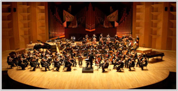 Orchestre National de Lyon Tour Dates