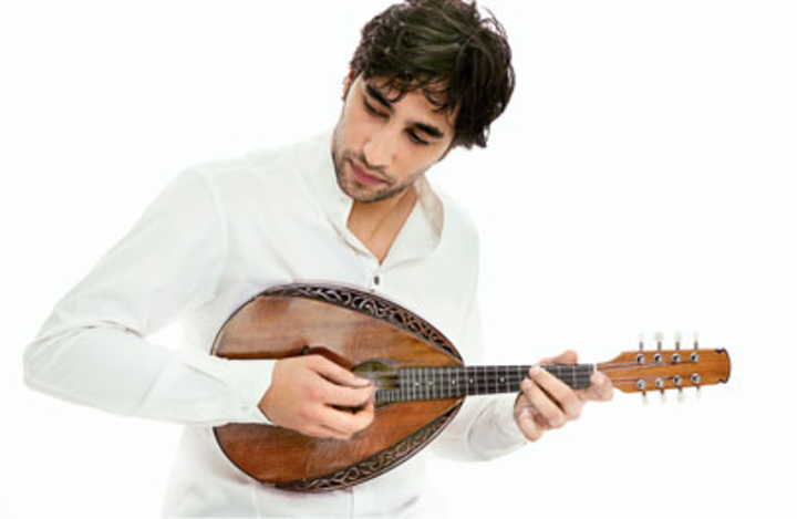 Avi Avital @ Newmark Theatre - Portland, OR