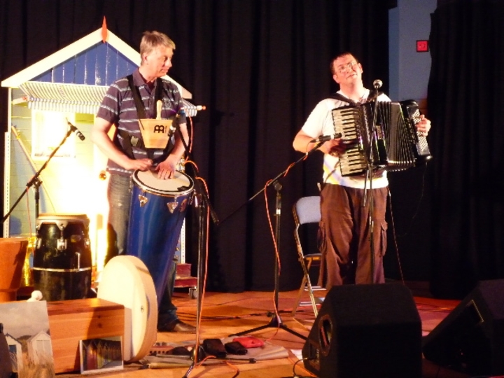 The Hut People @ Town Hall - Masham, United Kingdom