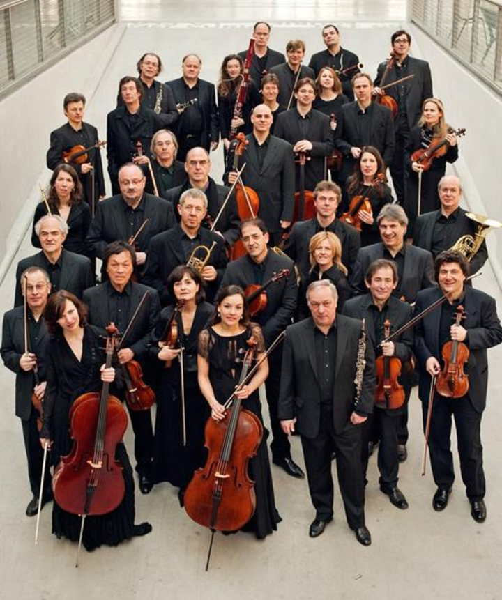 Orchestre de chambre de Paris Tour Dates