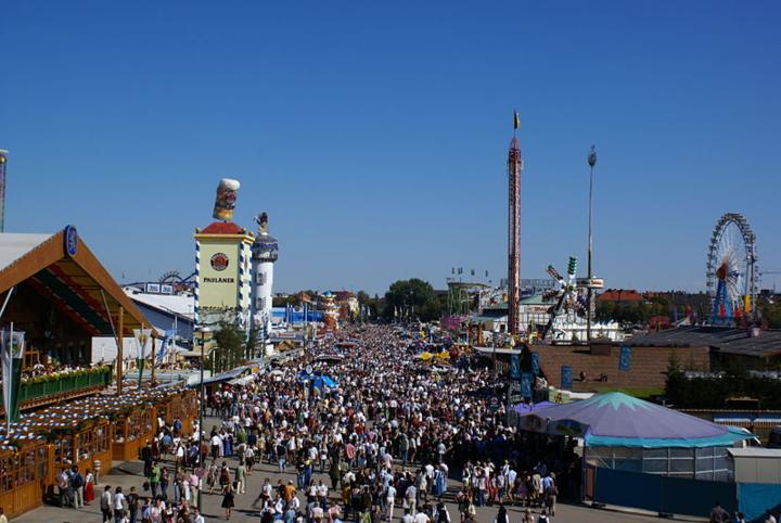 Oktoberfest Tour Dates