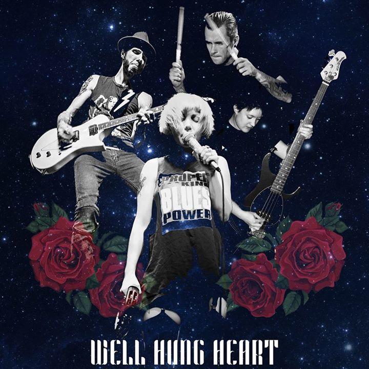 Well Hung Heart @ The Half Moon - London, United Kingdom