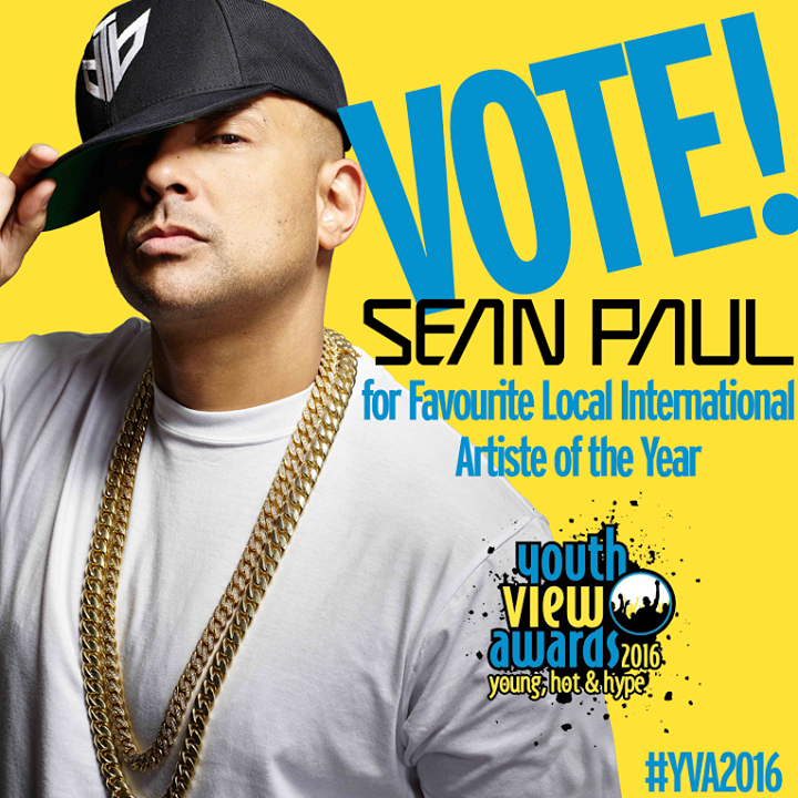Sean Paul Tour Dates