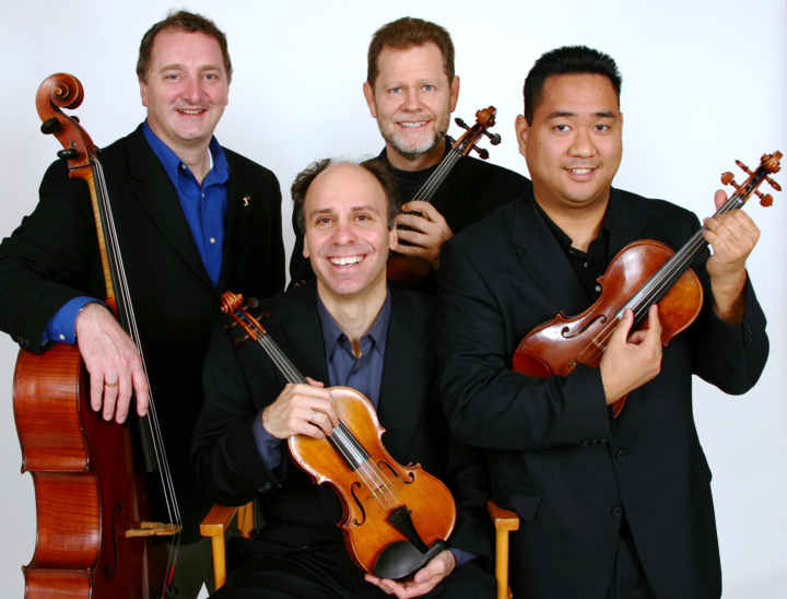 Alexander String Quartet Tour Dates
