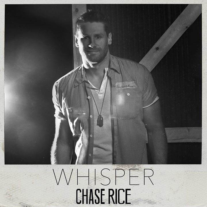 Chase Rice @ Whiskey River Ranch - Springfield, OR