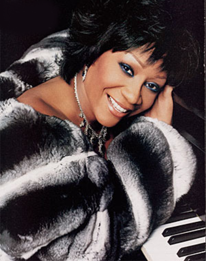 Patti LaBelle @ Illusions Theater At The Alamodome - San Antonio, TX