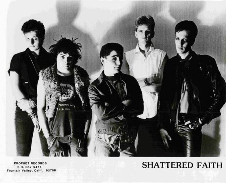 Shattered Faith @ Shakedown - San Diego, CA