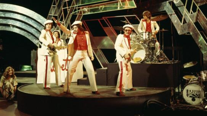 The Rubettes Tour Dates