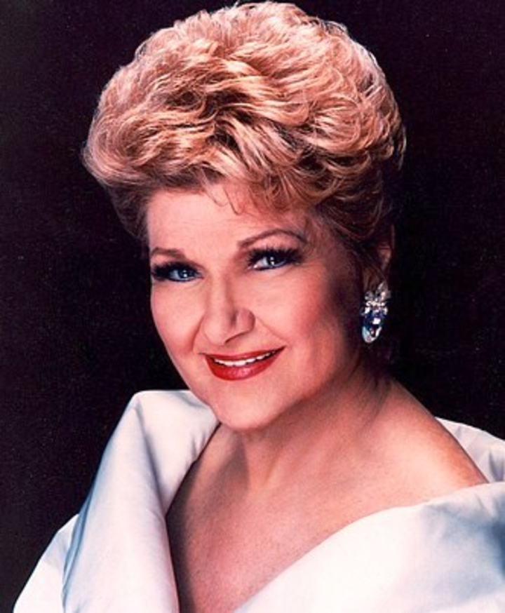 Marilyn Maye @ Purple Room Palm Springs - Palm Springs, CA