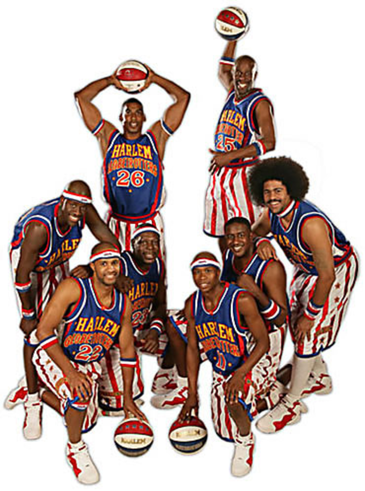 Harlem Globetrotters @ Citizens Business Bank Arena - Ontario, CA