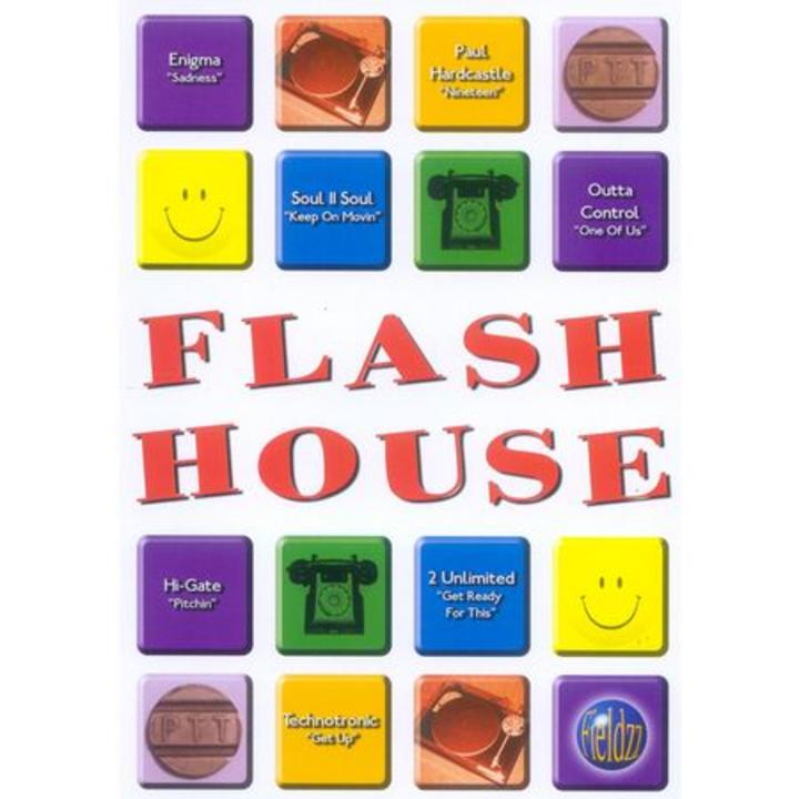 Flash House Tour Dates