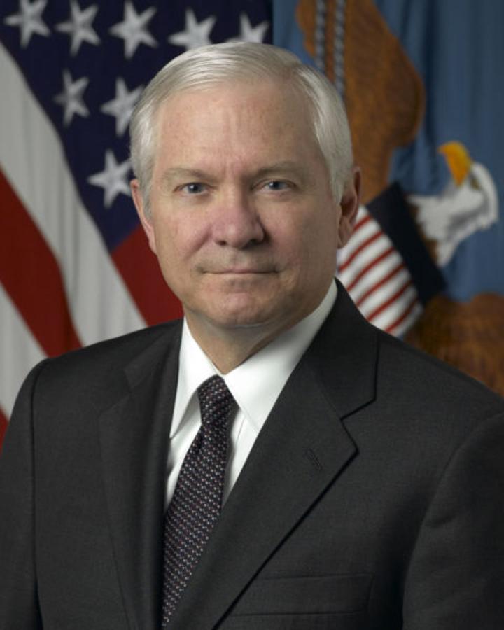 Robert Gates @ Abilene Civic Center - Abilene, TX