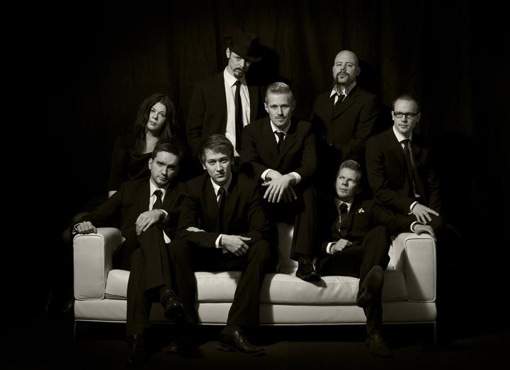 Diablo Swing Orchestra @ Lowlands - Biddinghuizen, Netherlands