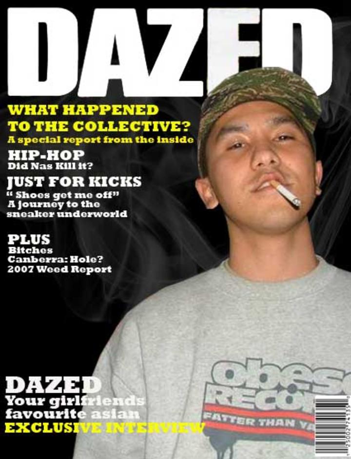 Dazed @ Fire - Vauxhall, United Kingdom