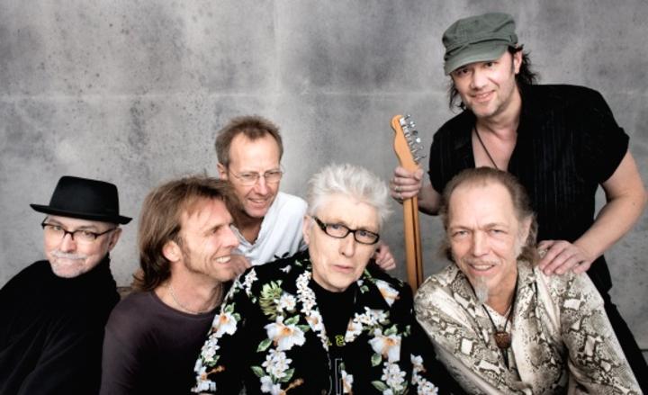 The Hamburg Blues Band @ KJK Sandgasse - Offenbach Am Main, Germany