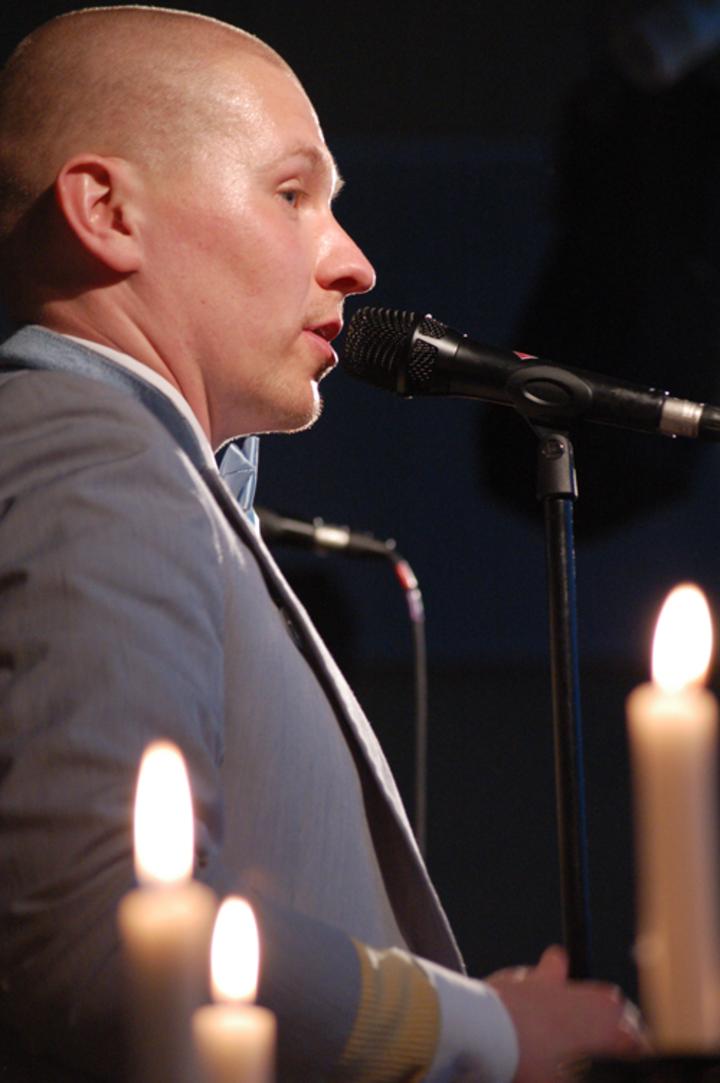 Samuel Ljungblahd @ Centrumkyrkan - Sundbyberg, Sweden