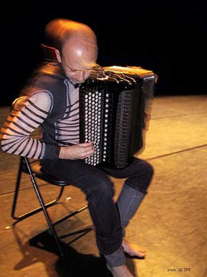 Pascal Contet @ CASINO THEATRE BARRIERE DE BORDEAUX - Bordeaux, France