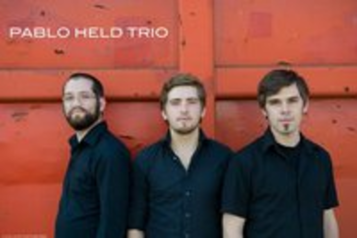 Pablo Held Trio Tour Dates