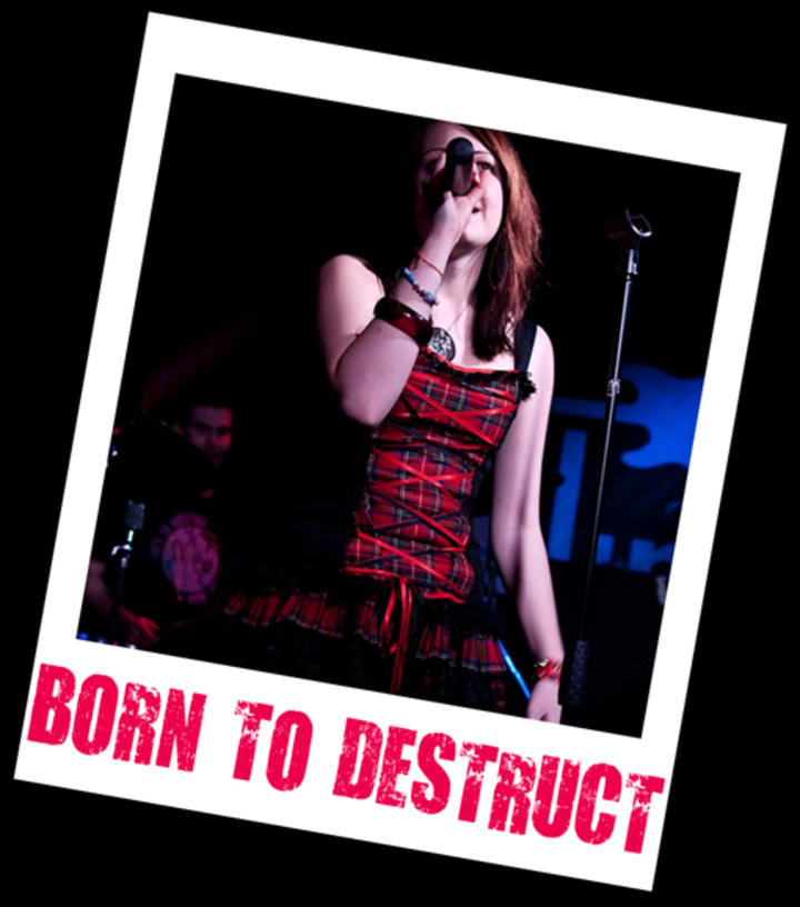 BORN TO DESTRUCT @ The Boathouse - Cambridge, United Kingdom