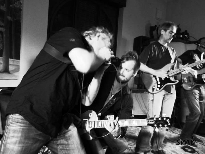 Double Bass Bluesband @ FORNARINA - Marl, Germany