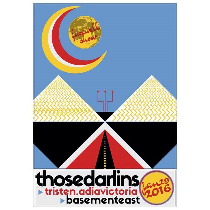 Those Darlins @ Vic Theatre - Chicago, IL