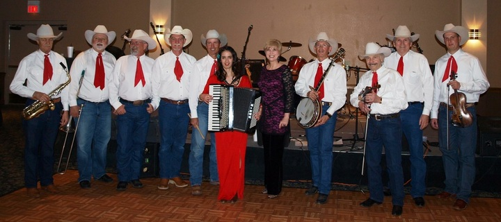 Ginny Mac @ Cowboy Christmas Ball - Altus, OK