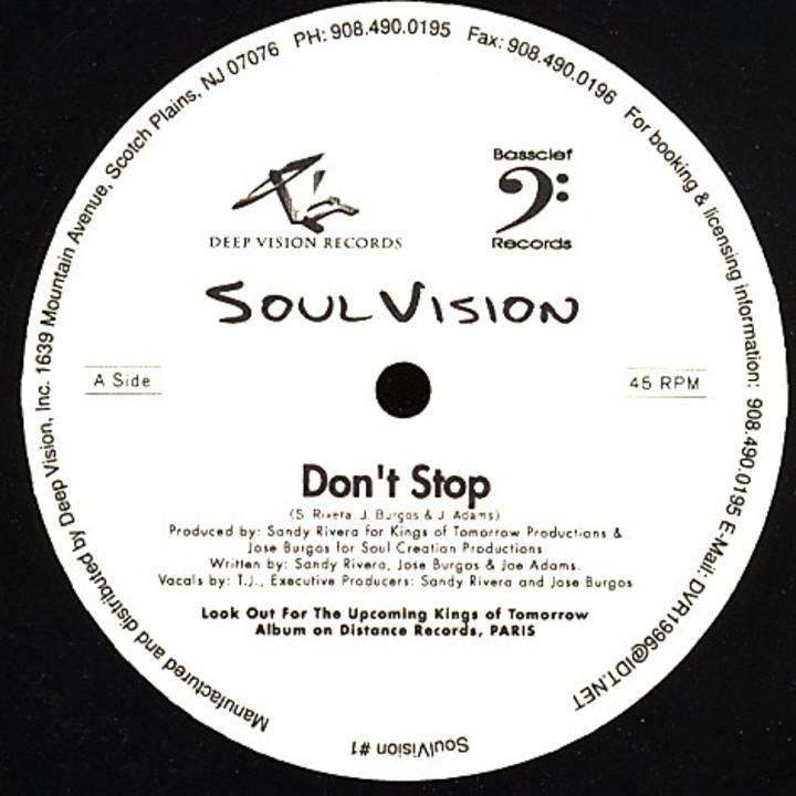 Soul Vision Tour Dates