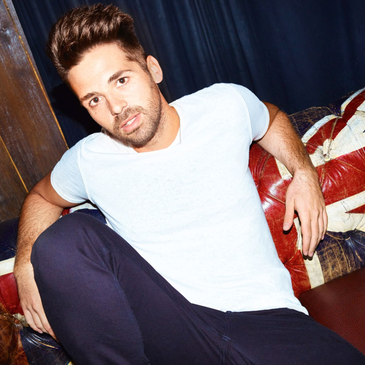 Ben Haenow @ Green Room at The Academy - Dublin, Ireland