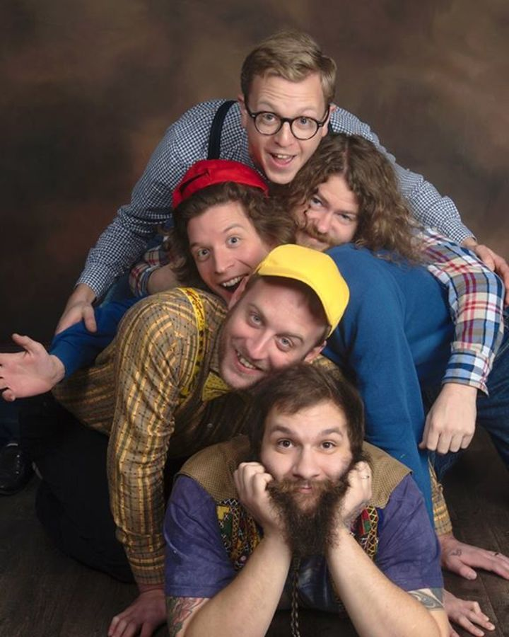 Deer Tick @ Broadcast - Glasgow, United Kingdom