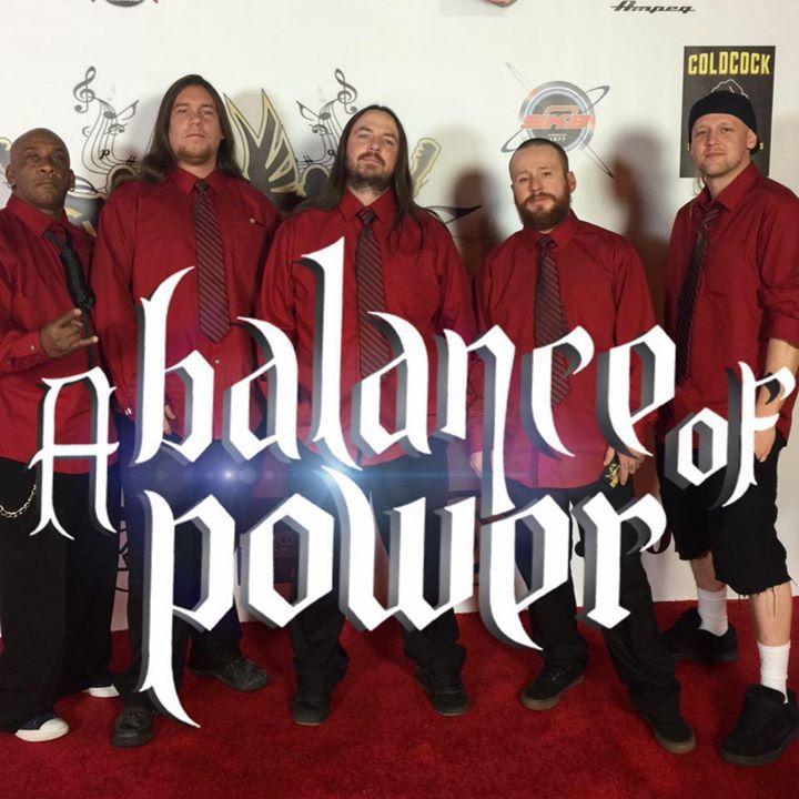 Balance of Power @ Bar Deluxe - Salt Lake City, UT