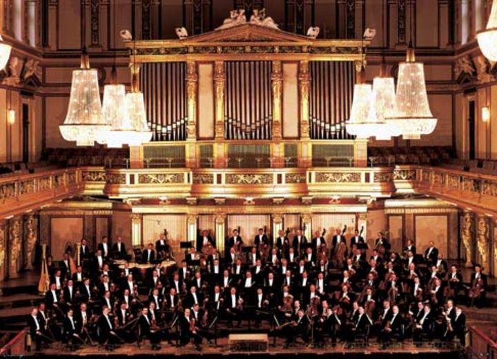 Wiener Philharmoniker Tour Dates