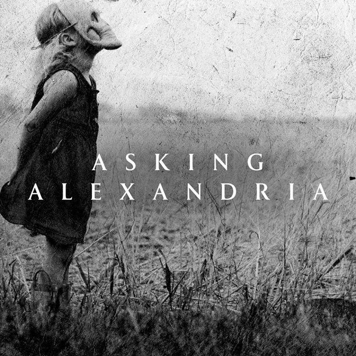 Asking Alexandria @ Bessemer Civic Center - Birmingham, AL