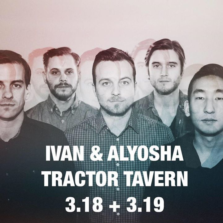 Ivan & Alyosha @ Boot & Saddle - Philadelphia, PA