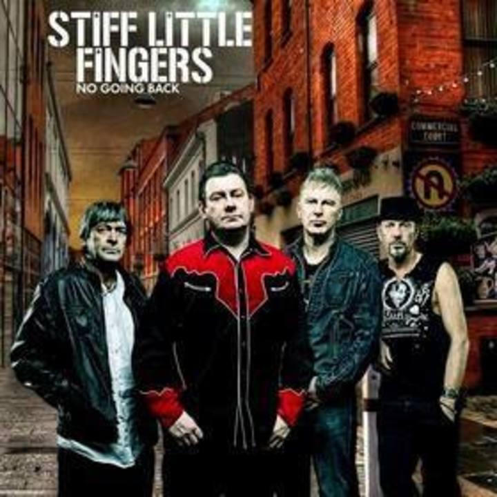 Stiff Little Fingers @ Roadmender - Northampton, United Kingdom